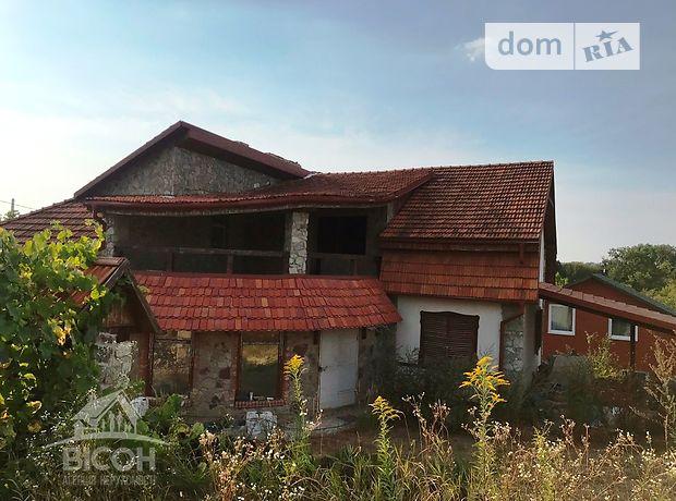 одноэтажный дом с камином, 350 кв. м, кирпич. Продажа в Гаях Ходоровских (Тернопольская обл.) фото 1