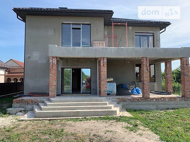 двухэтажный дом с камином, 238 кв. м, кирпич. Продажа в Гаях Ходоровских (Тернопольская обл.) фото 1
