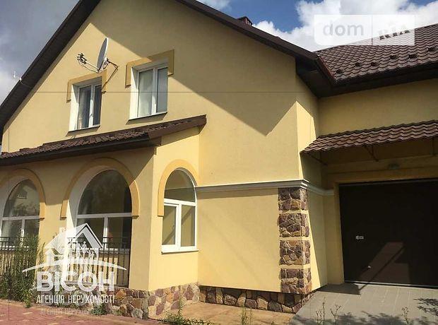 двухэтажный дом с террасой, 198 кв. м, кирпич. Продажа в Гаях Ходоровских (Тернопольская обл.) фото 1