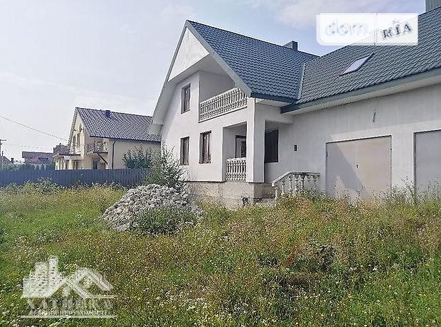 двухэтажный дом с террасой, 210 кв. м, кирпич. Продажа в Гаях Ходоровских (Тернопольская обл.) фото 1