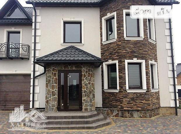 двухэтажный дом с камином, 150 кв. м, кирпич. Продажа в Гаях Ходоровских (Тернопольская обл.) фото 1