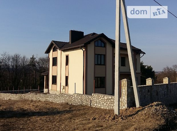 двухэтажный дом без мебели, 215 кв. м, кирпич. Продажа в Гаях Ходоровских (Тернопольская обл.) фото 1