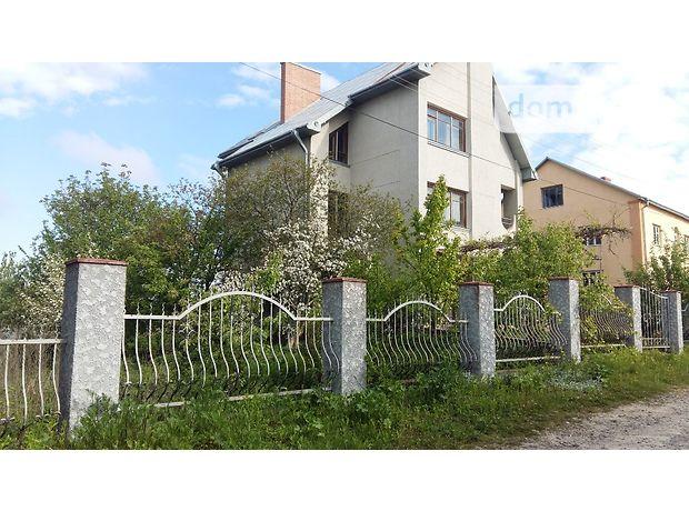 двухэтажный дом с садом, 250 кв. м, кирпич. Продажа в Гаях-Шевченковских (Тернопольская обл.) фото 1