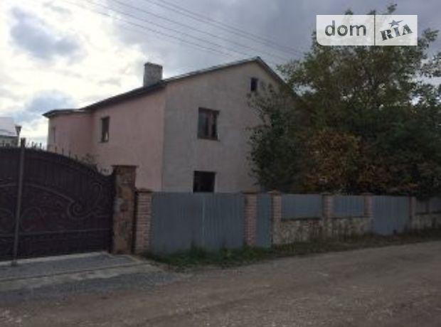 двухэтажный дом с садом, 246 кв. м, кирпич. Продажа в Гаях-Шевченковских (Тернопольская обл.) фото 1