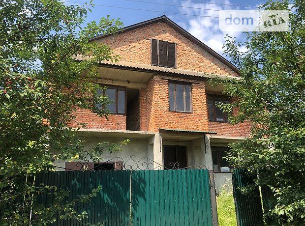 двухэтажный дом с садом, 230 кв. м, кирпич. Продажа в Гаях-Шевченковских (Тернопольская обл.) фото 1
