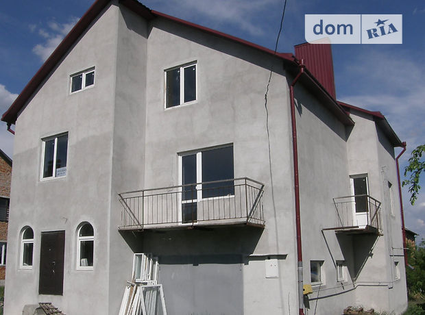 двухэтажный дом с камином, 262 кв. м, кирпич. Продажа в Гаях-Шевченковских (Тернопольская обл.) фото 1