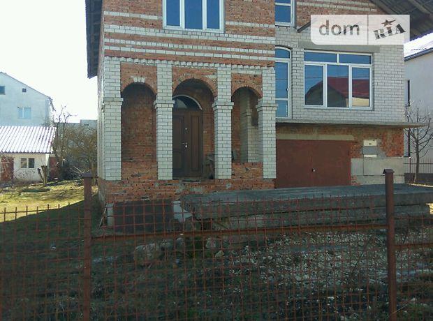 двухэтажный дом с камином, 280 кв. м, кирпич. Продажа в Гаях-Шевченковских (Тернопольская обл.) фото 1