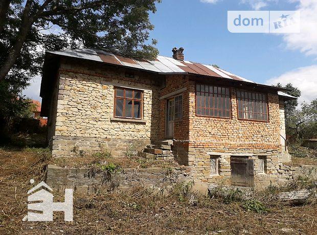 одноэтажный дом с садом, 80 кв. м, бутовый камень. Продажа в Грабовце (Тернопольская обл.) фото 1