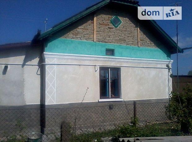 одноэтажный дом с гаражом, 45 кв. м, бутовый камень. Продажа в Грабовце (Тернопольская обл.) фото 1