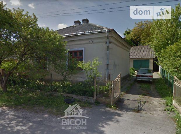 одноэтажный дом с подвалом, 104 кв. м, кирпич. Продажа в Тернополе фото 1