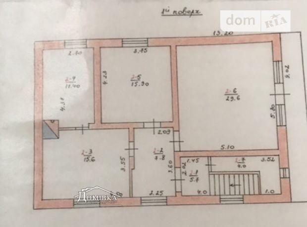 одноэтажный дом, 130 кв. м, кирпич. Продажа в Ивачиве (Тернопольская обл.) фото 1