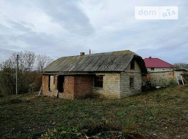 одноэтажный дом с садом, 45.7 кв. м, кирпич. Продажа в Жовтневом (Тернопольская обл.) фото 1