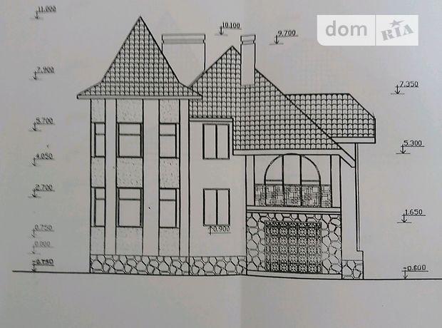 трехэтажный дом с камином, 300 кв. м, кирпич. Продажа в Кемпинге (Тернопольская обл.) фото 1