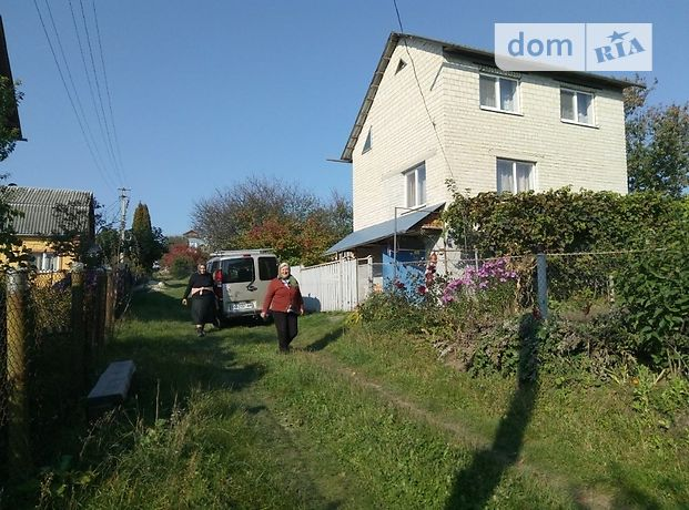 двухэтажный дом с гаражом, 110 кв. м, кирпич. Продажа в Курниках (Тернопольская обл.) фото 1
