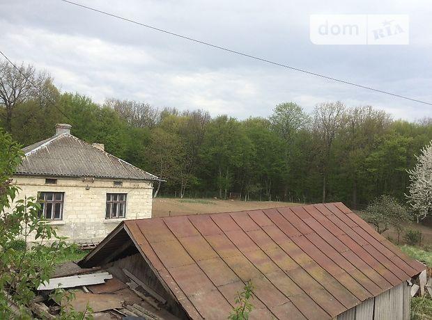 одноэтажный дом с отоплением, 50 кв. м, бутовый камень. Продажа в Тернополе район Кутковцы фото 1