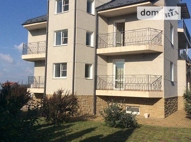 трехэтажный дом с камином, 512 кв. м, кирпич. Продажа в Тернополе район Кутковцы фото 1