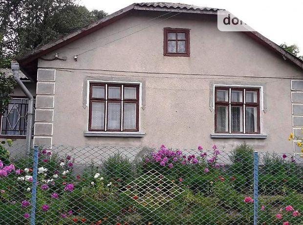 одноэтажный дом с верандой, 76.6 кв. м, кирпич. Продажа в Лозовой (Тернопольская обл.) фото 1