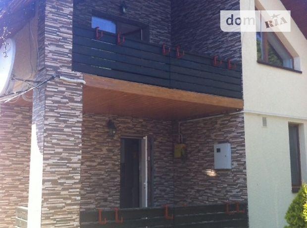 двухэтажный дом с камином, 113 кв. м, кирпич. Продажа в Лучке (Тернопольская обл.) фото 1