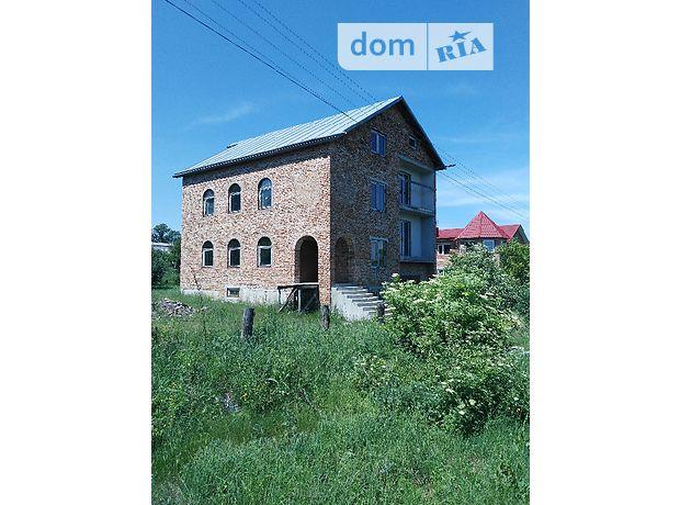 двухэтажный дом с отоплением, 300 кв. м, кирпич. Продажа в Лучке (Тернопольская обл.) фото 1