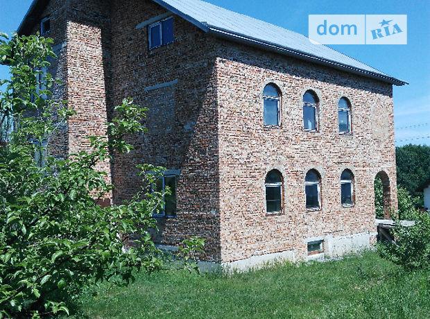 двухэтажный дом, 300 кв. м, кирпич. Продажа в Лучке (Тернопольская обл.) фото 1