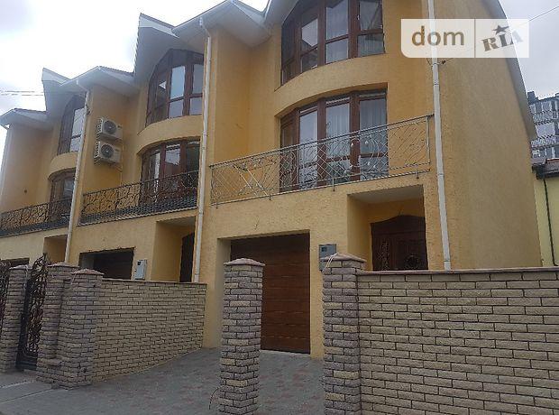 трехэтажный дом с балконом, 170 кв. м, кирпич. Продажа в Тернополе район Новый свет фото 1