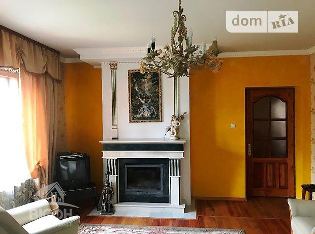 трехэтажный дом с камином, 381 кв. м, кирпич. Продажа в Тернополе район Новый свет фото 1