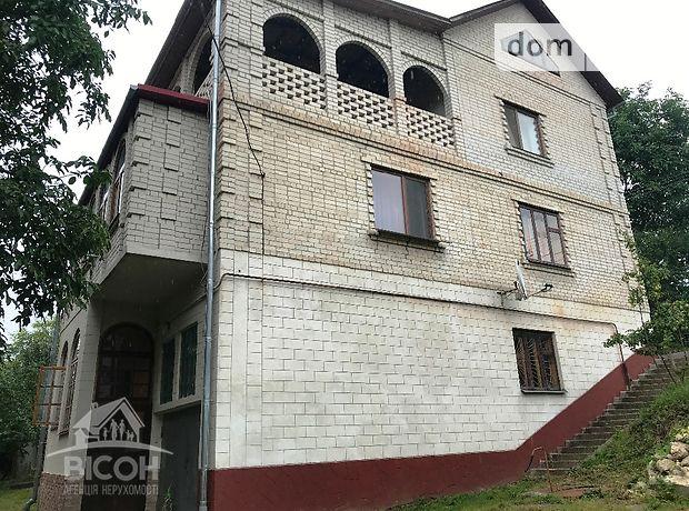 двухэтажный дом с камином, 381 кв. м, кирпич. Продажа в Тернополе район Новый свет фото 1