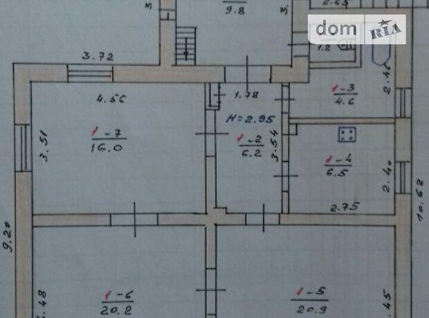одноэтажный дом, 100 кв. м, кирпич. Продажа в Тернополе район Новый свет фото 1