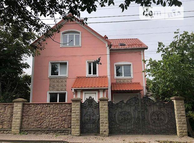 двухэтажный дом с гаражом, 320 кв. м, кирпич. Продажа в Тернополе район Новый свет фото 1