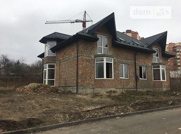 двухэтажный дом с черновой отделкой, 140 кв. м, кирпич. Продажа в Тернополе район Оболоня фото 1