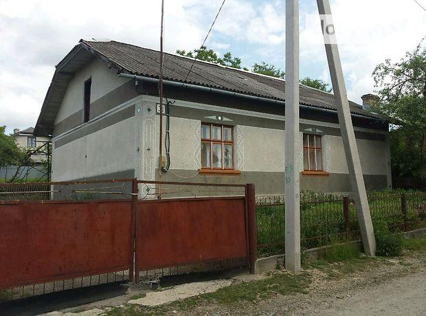 одноповерховий будинок, 80.7 кв. м, глинобитний. Продаж в Острові (Тернопільська обл.) фото 1