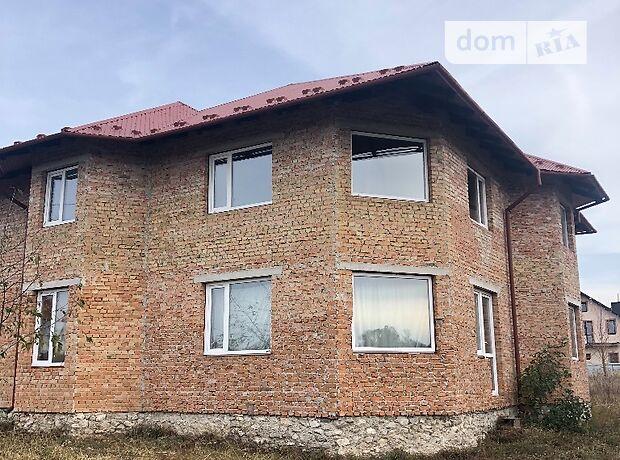 двухэтажный дом с гаражом, 200 кв. м, кирпич. Продажа в Острове (Тернопольская обл.) фото 1