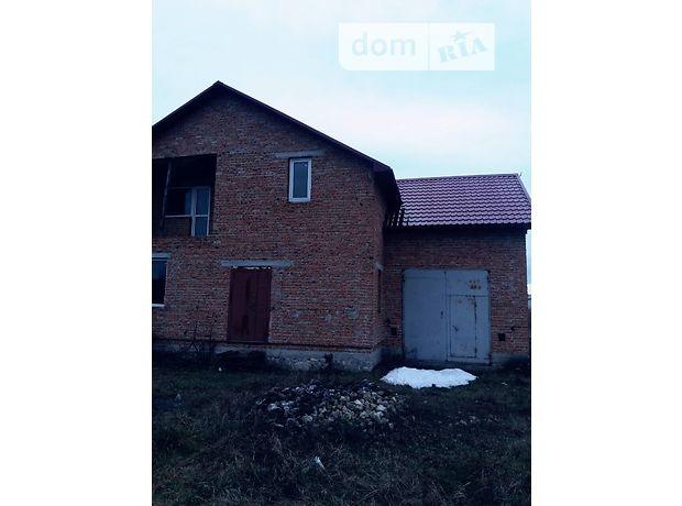 двухэтажный дом с гаражом, 175 кв. м, кирпич. Продажа в Острове (Тернопольская обл.) фото 1