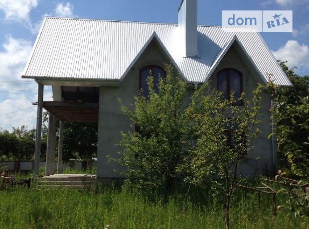 двухэтажный дом, 115 кв. м, кирпич. Продажа в Острове (Тернопольская обл.) фото 1