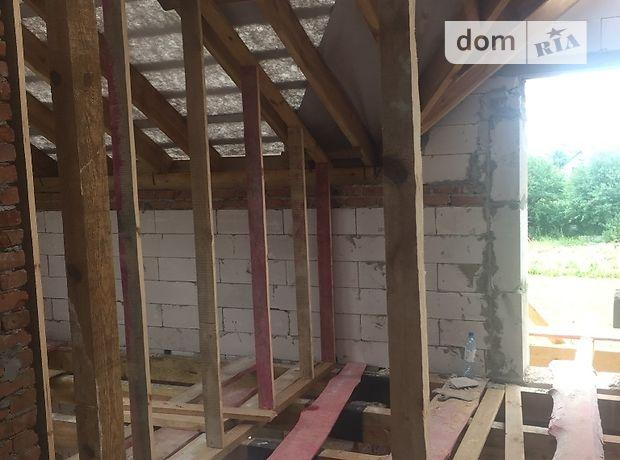 двухэтажный дом с балконом, 140 кв. м, газобетон. Продажа в Первых Львовских Дачах (Тернопольская обл.) фото 1