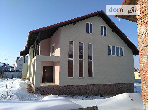 Продажа дома, 227м², Тернополь, р‑н.Петриков, Лепкого Богдана улица, дом 1