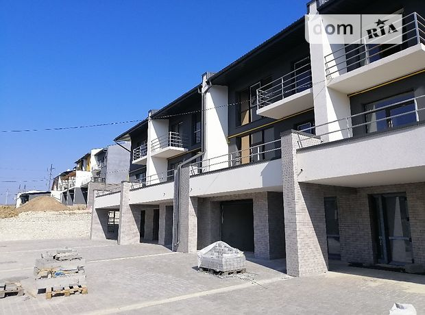 трехэтажный дом с террасой, 175 кв. м, кирпич. Продажа в Петрикове (Тернопольская обл.) фото 1