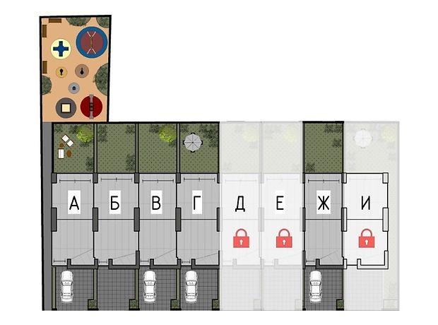 двухэтажный дом с камином, 122 кв. м, кирпич. Продажа в Петрикове (Тернопольская обл.) фото 1