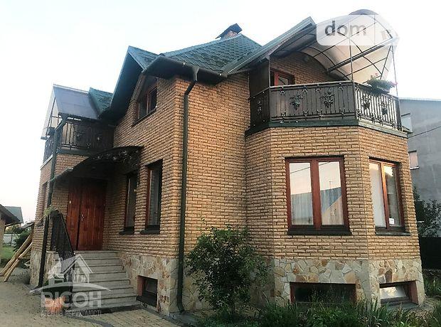 двухэтажный дом с камином, 230 кв. м, кирпич. Продажа в Петрикове (Тернопольская обл.) фото 1
