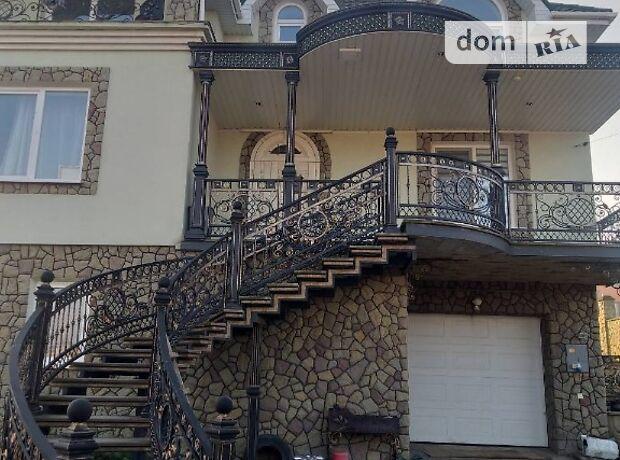 двухэтажный дом с камином, 343 кв. м, кирпич. Продажа в Петрикове (Тернопольская обл.) фото 1