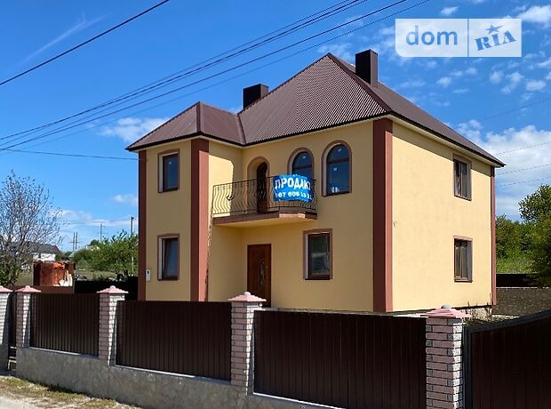 двухэтажный дом с черновой отделкой, 150 кв. м, кирпич. Продажа в Петрикове (Тернопольская обл.) фото 1