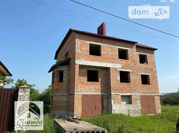 двухэтажный дом с садом, 246 кв. м, кирпич. Продажа в Тернополе район Петриков фото 1
