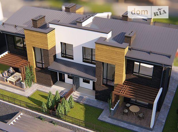 двухэтажный дом с террасой, 130 кв. м, кирпич. Продажа в Петрикове (Тернопольская обл.) фото 1