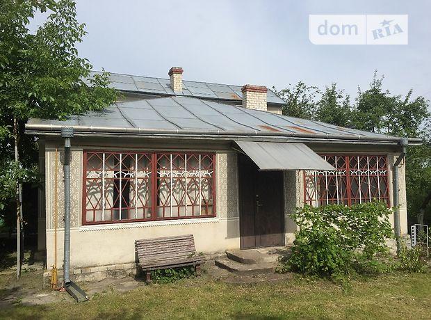 одноэтажный дом с садом, 140 кв. м, кирпич. Продажа в Плотыче (Тернопольская обл.) фото 1