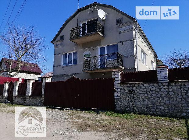 двухэтажный дом, 209 кв. м, кирпич. Продажа в Плотыче (Тернопольская обл.) фото 1