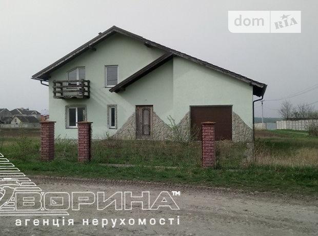 одноэтажный дом с гаражом, 190.1 кв. м, кирпич. Продажа в Почапинцы (Тернопольская обл.) фото 1