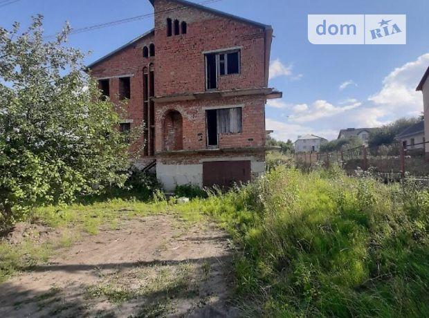 двухэтажный дом с садом, 240 кв. м, кирпич. Продажа в Подгородном (Тернопольская обл.) фото 1