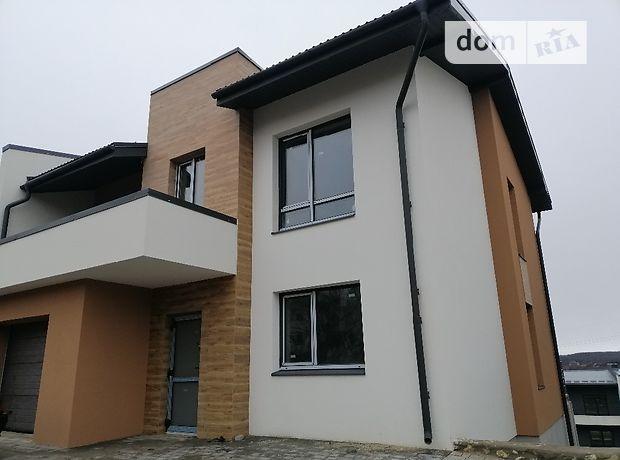 двухэтажный дом с террасой, 130 кв. м, кирпич. Продажа в Подгородном (Тернопольская обл.) фото 1