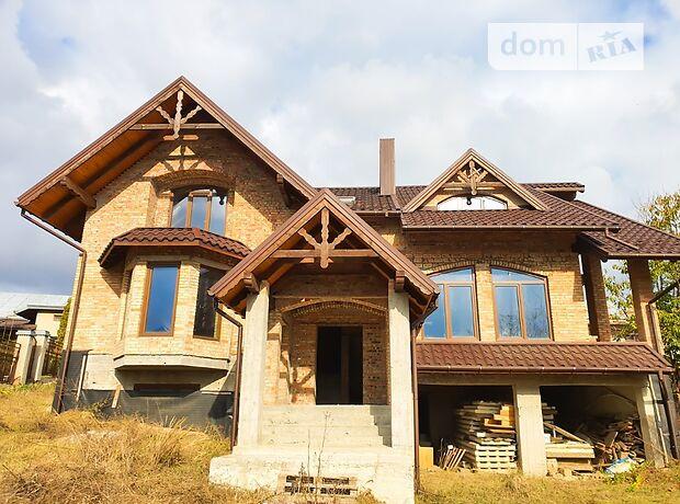 двухэтажный дом с камином, 425 кв. м, кирпич. Продажа в Подгородном (Тернопольская обл.) фото 1