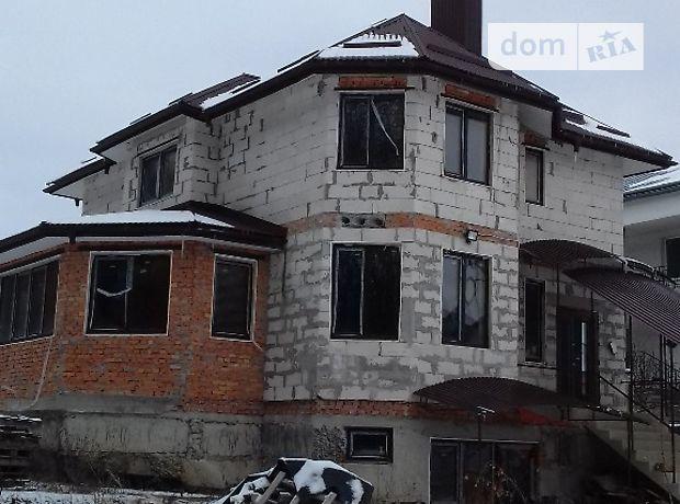 двухэтажный дом с садом, 240 кв. м, пеноблок. Продажа в Подгородном (Тернопольская обл.) фото 1